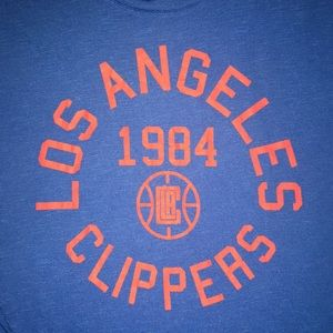 NBA Los Angeles Clippers tee